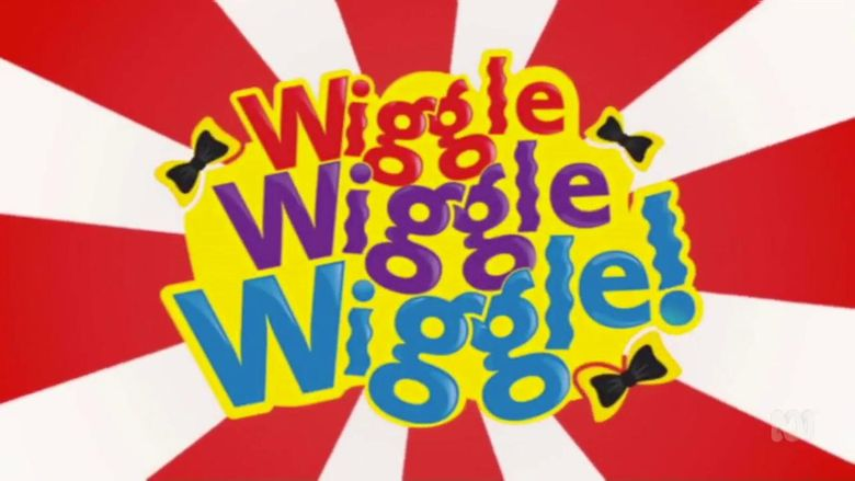 Wiggle, Wiggle, Wiggle Poster