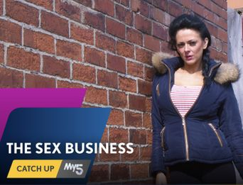 The Sex Business Poster