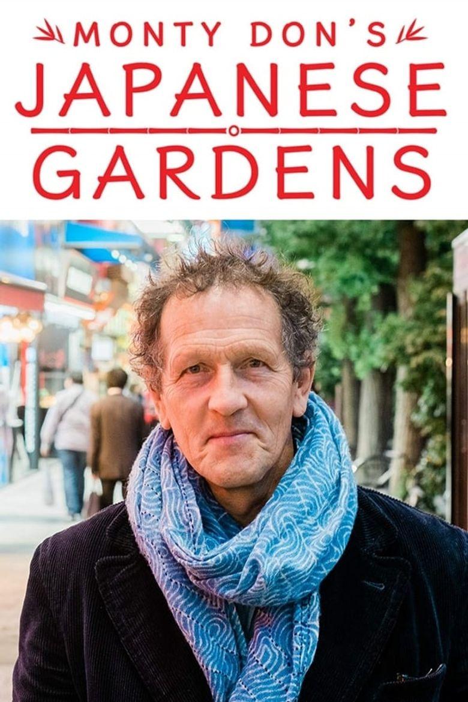 Monty Don's Japanese Gardens Poster