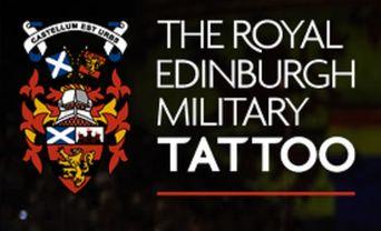 The Royal Edinburgh Military Tattoo Poster