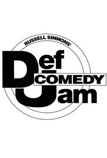 Russell Simmons' Def Comedy Jam All Stars Poster