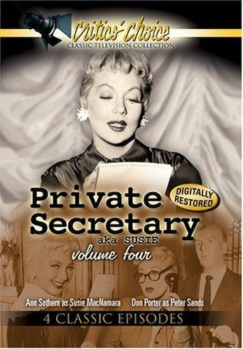 Private Secretary Poster
