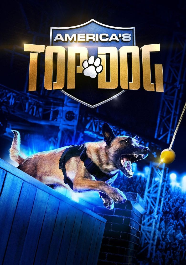 America's Top Dog Poster