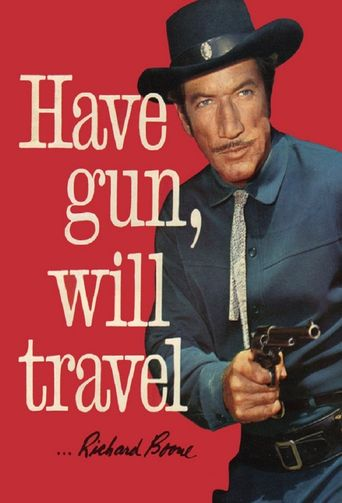Have Gun – Will Travel Poster
