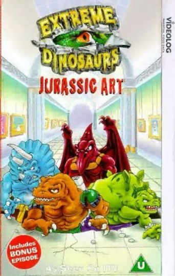 Extreme Dinosaurs Poster