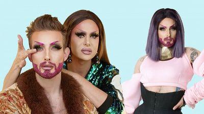 Season 01, Episode 06 Nico Tortorella Gets a Drag Makeover from Trinity Taylor