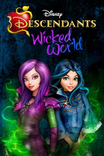 Descendants: Wicked World Poster