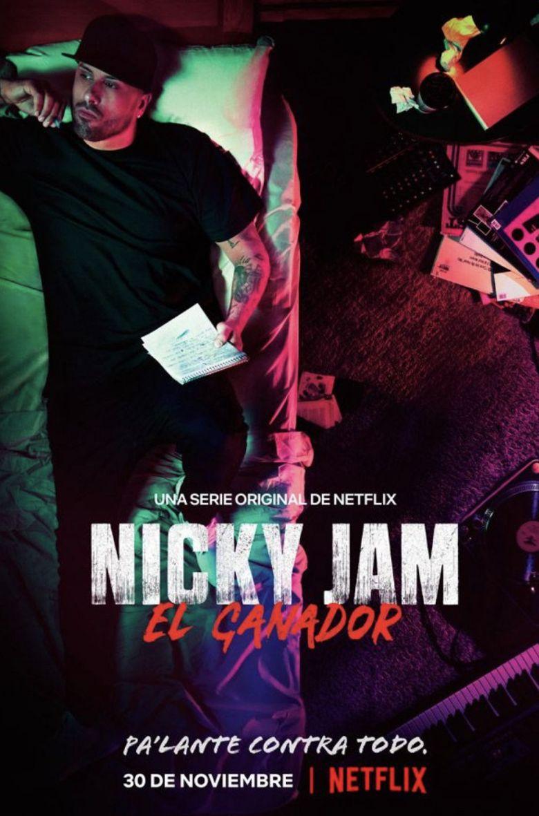 Nicky Jam: El Ganador Poster