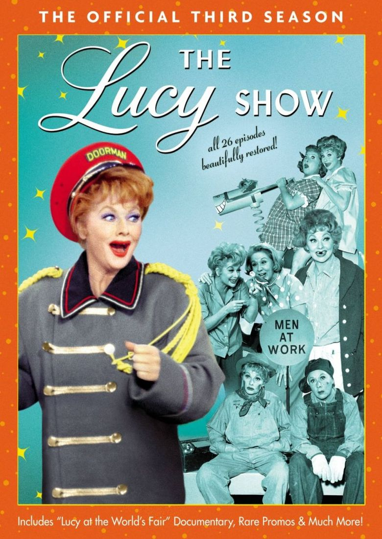 The Lucy Show Poster