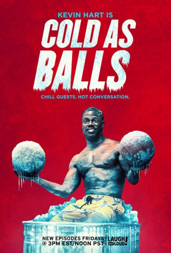 Kevin Hart's Cold as Balls Poster