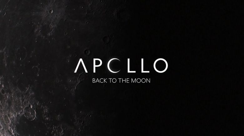 Apollo: Back to the Moon Poster