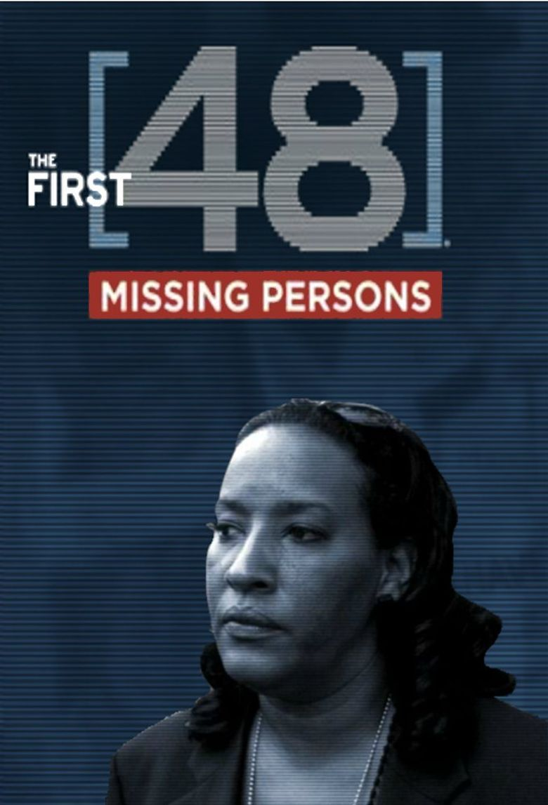 The First 48: Missing Persons Poster