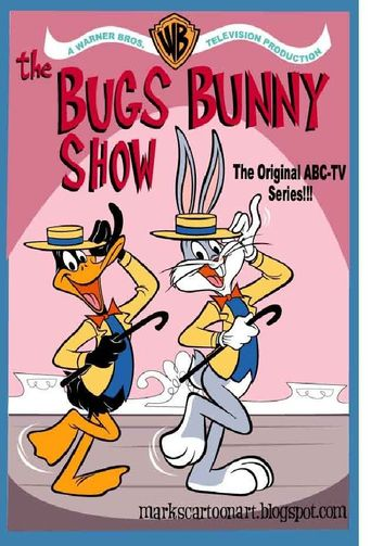 The Bugs Bunny Show Poster