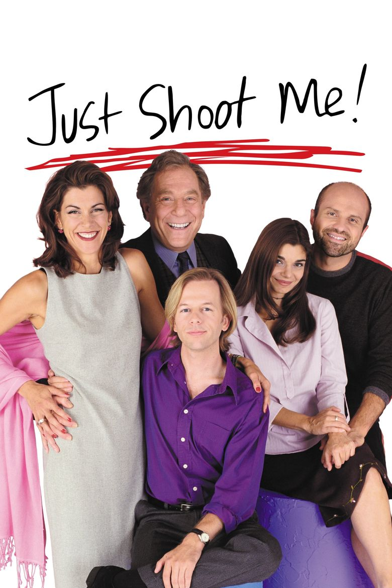 Just Shoot Me! Poster