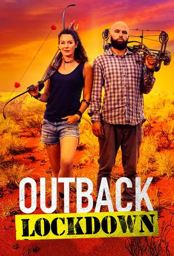 Outback Lockdown Poster
