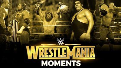 Season 2018, Episode 01 WrestleMania's Greatest Moments