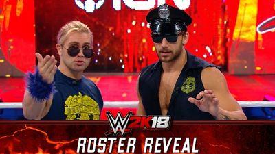 Watch SHOW TITLE Season 2017 Episode 2017 WWE 2K18 Roster Reveal (Part 4)