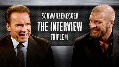 Season 2015, Episode 01 Schwarzenegger/HHH Interview