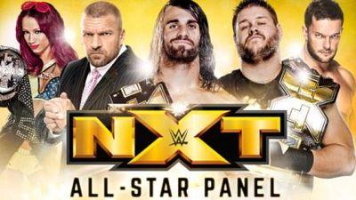 Season 2015, Episode 01 NXT All Star Panel
