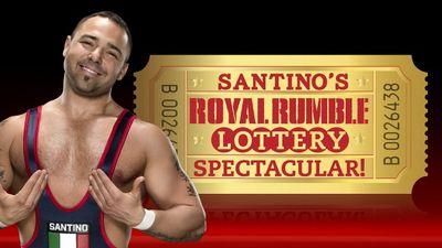 Season 2015, Episode 01 Santino's Royal Rumble Lottery