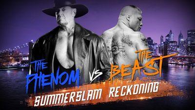 Season 2015, Episode 01 SummerSlam: Phenom vs Beast