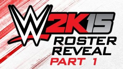 Season 2014, Episode 01 WWE 2K15 Roster Reveal (Part 1)