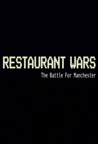 Restaurant Wars: The Battle for Manchester Poster