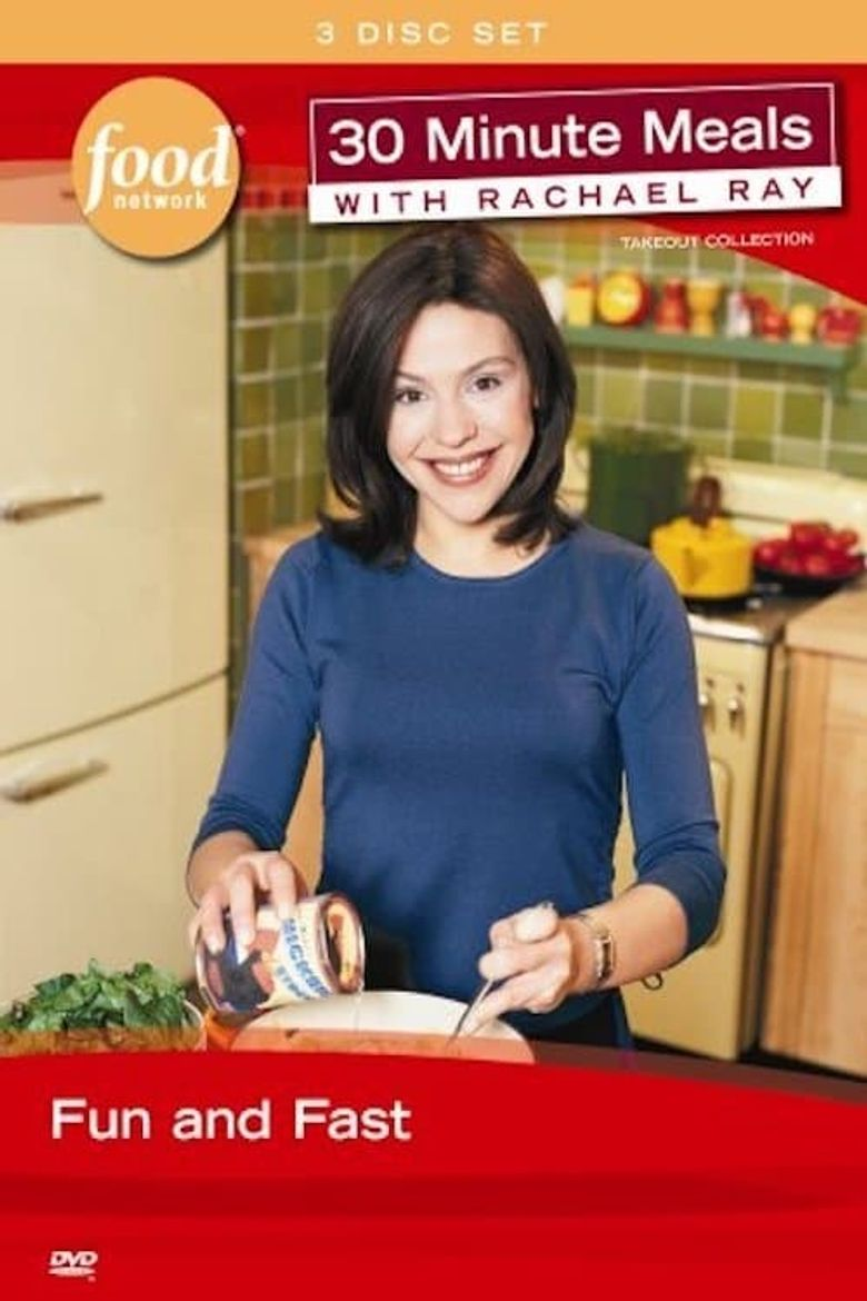 30 Minute Meals Poster