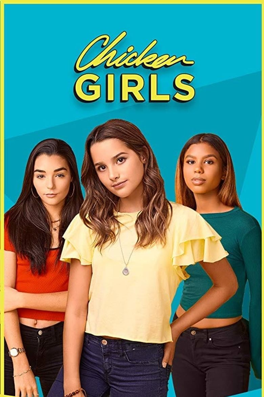 Chicken Girls Poster