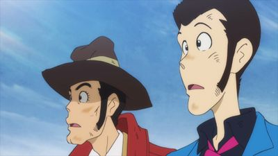 Season 05, Episode 04 Zenigata's Pride and the Desert Dust