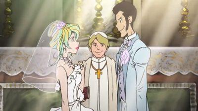 Season 04, Episode 01 The Wedding of Lupin III