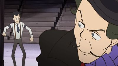 Season 04, Episode 05 The Magician's Left Hand