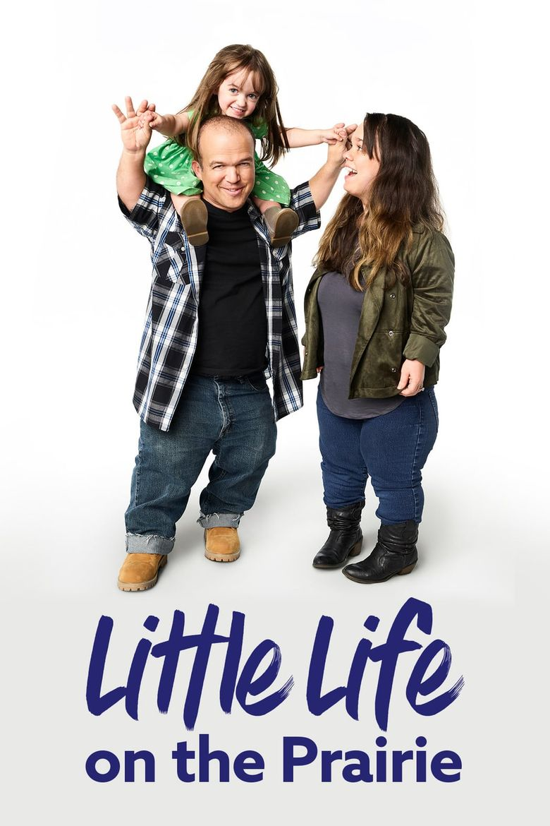 Little Life on the Prairie Poster