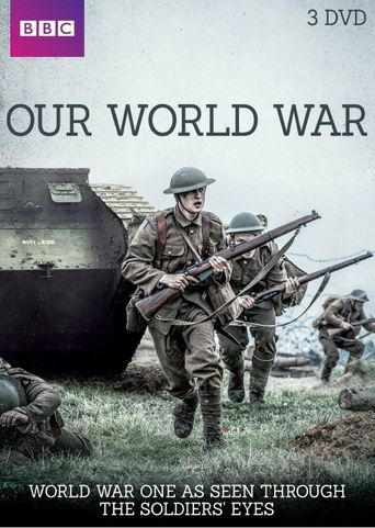 Our World War Poster