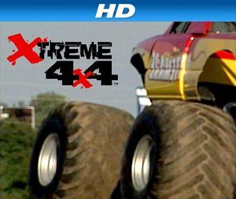 Xtreme 4x4 Poster