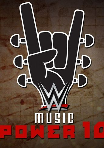 WWE Music Power 10 Poster
