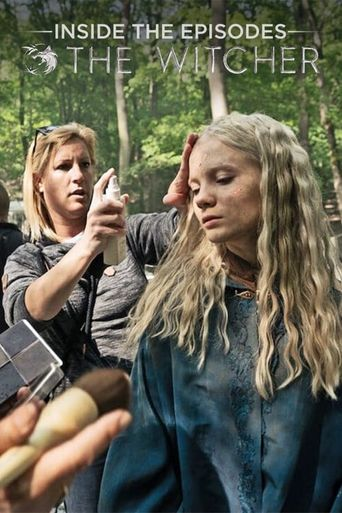 The Witcher: A Look Inside the Episodes Poster