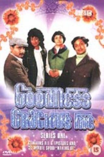 Goodness Gracious Me Poster