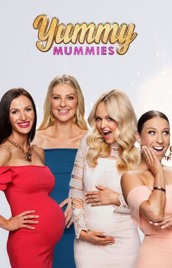 Yummy Mummies Poster