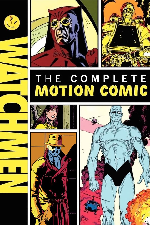 Watchmen: Motion Comic Poster