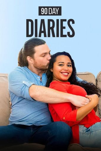90 Day Diaries Poster