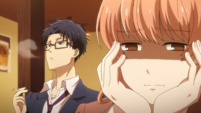 Season 01, Episode 01 Narumi and Hirotaka Meets Again, and...
