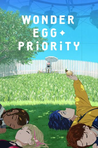 Wonder Egg Priority Poster