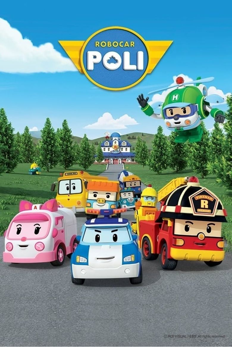Watch Robocar Poli