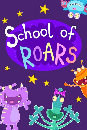 School of Roars Poster