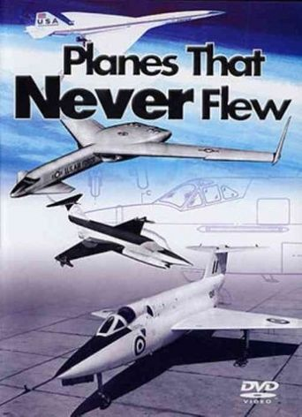 Planes That Never Flew Poster
