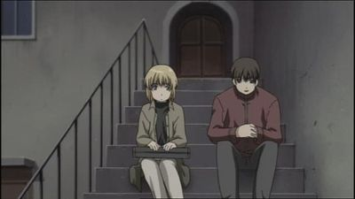 Season 01, Episode 03 Ragazzo (Boy)