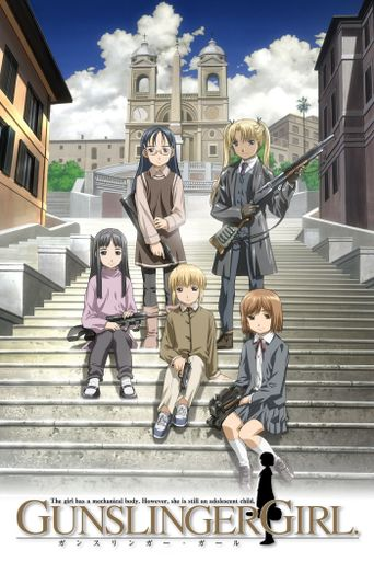 Watch Gunslinger Girl