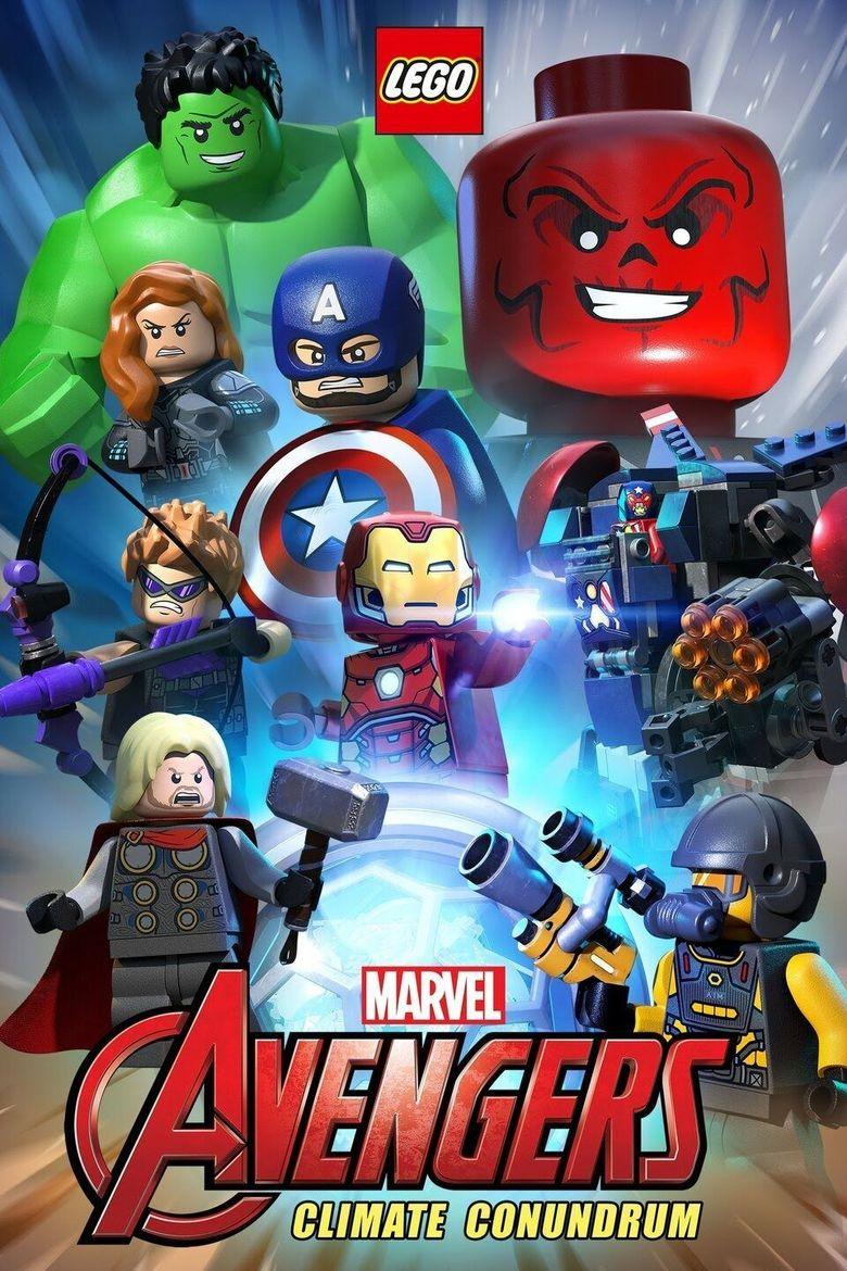 LEGO Marvel Avengers: Climate Conundrum Poster