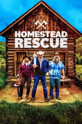 Homestead Rescue Poster